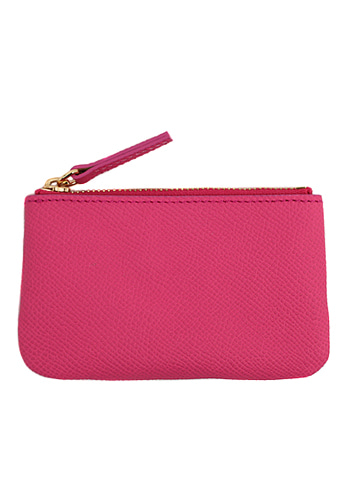 [pink] key holder wallet