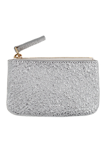 KEY HOLDER WALLET (SILVER)