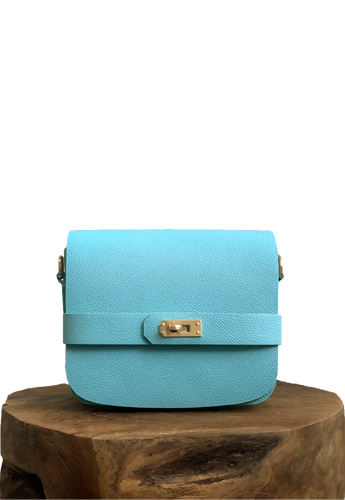 ACCORDION MINI BAG (MINT)