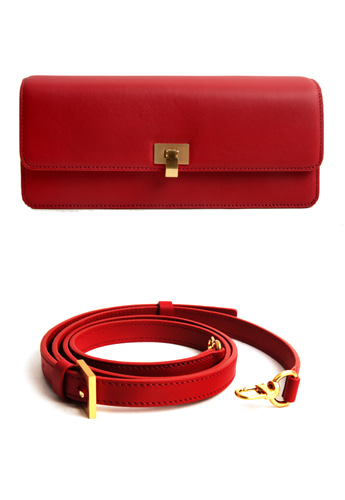 Petit bag [red]