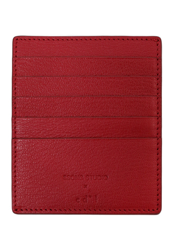 SSONGSTUDIO x CDL COLLABORATION WALLET (레드)